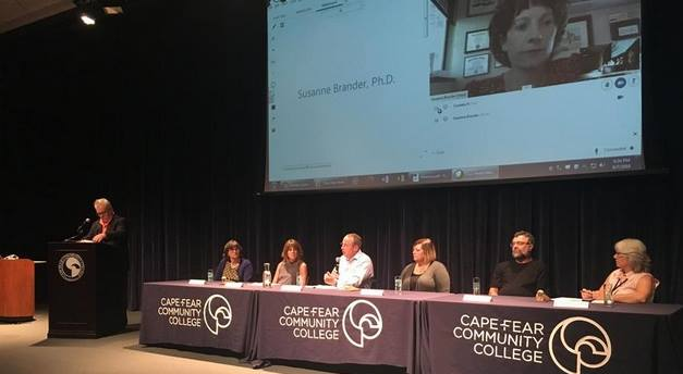 CFRW's Dana Sargent among esteemed panel at Clean Water Week: What's In Your Water Panel Discussion, Wilmington, June 7, 2018