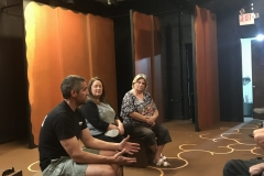 Theatrical event: Play and Discussion about CAFOs, Wilmington, May 6, 2018